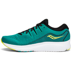 saucony Ride ISO 2 Shoes Men, teal/black
